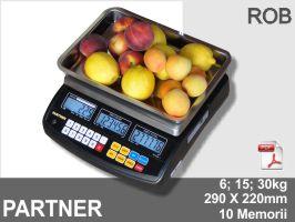 Cântar Partner RAB 30 Kg